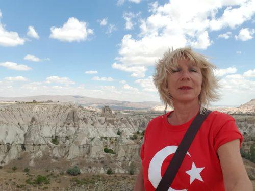 lorella racconta turchia
